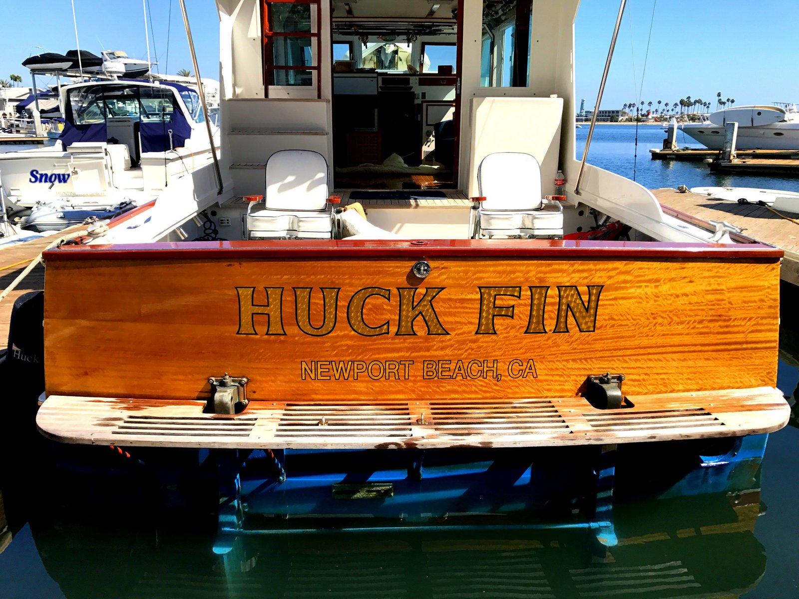 Huck Fin 16